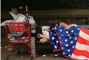 خانم علینژاد! با حقوق شما چند تا فقیر آمریکایی را میشه سیر کرد؟