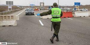ورود و خروج خودروهای غیربومی به تهران ممنوع شد