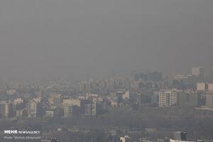 هشدار به بهبود یافتگان کرونا در آلودگی هوا