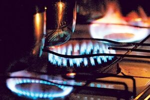 مصرف گاز نمایه گاز خانگی نمایه
