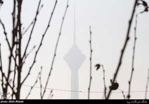 هواشناسی ایران ۹۹/۱۰/۱۶| افزایش آلایندههای جوی در شهرهای پرجمعیت تا شنبه آینده