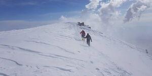 هشدار به کوهنوردان؛ شرایط برای وقوع کولاک مهیاست