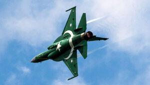 فیلم/ آغاز ساخت جنگنده نسل جدید در پاکستان