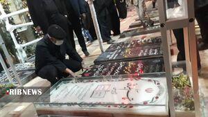 ورود سردار قاآنی به کرمان پایتخت مقاومت