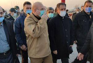 فیلم/ تجمع غیرمنتظره مردم لردگان در مسیر قالیباف