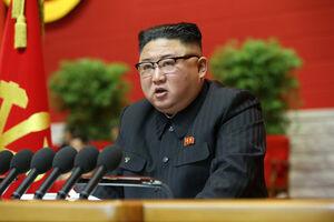 هشتمین کنگره ملی حزب کارگران کره شمالی