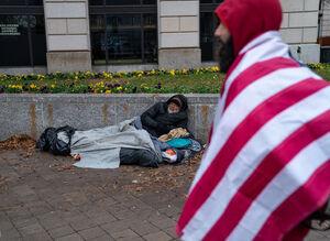 ۲ کشته در پی حملات علیه بیخانمانهای نیویورک