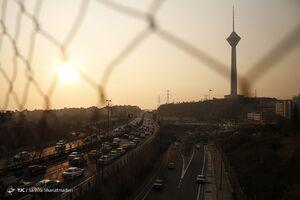 ادامه آلودگی هوای پایتخت