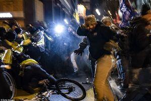 فیلم/ اعتراضات آمریکا به دوران بایدن رسید!