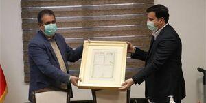 وصیتنامه تختی به موزه ورزش تحویل داده شد