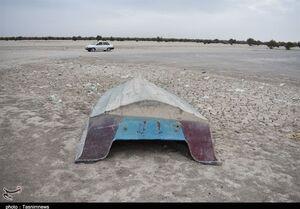 بحران در تالابهای ایران| نفسهای تازه تالاب بینالمللی هامون پس از سالیان طولانی خشکسالی/ آیا بزرگترین دریاچه آب شیرین ایران دوام میآورد؟ + فیلم