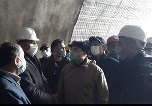 قالیباف: ۱۲۰میلیارد تومان برای تکمیل تونل تخصیص مییابد