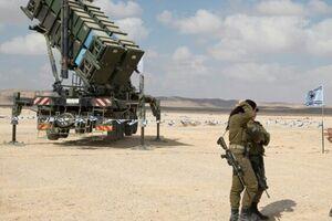 رژیم صهیونیستی از بیم حملات موشکی یمن در جنوب فلسطین سامانه موشکی مستقر کرد - کراپشده