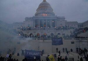 تصویری تاریخی از کنگره آمریکا