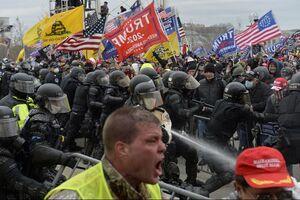 عطر دموکراسی غربی در کنگره آمریکا