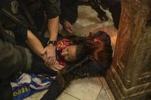 نزدیکترین فیلم از لحظه کشتن یک زن در کنگره