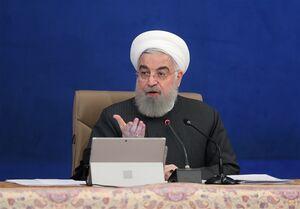 فیلم/ روحانی: سدهایی که افتتاح میکنیم حاصل برجام است