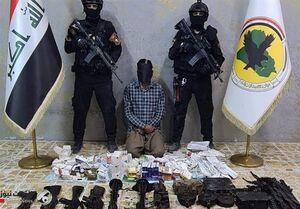 عراق|دستگیری چهار تروریست داعشی در الانبار و سلیمانیه