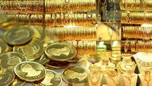 قیمت طلا و سکه امروز هم کاهش یافت
