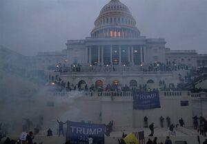 خبرنگار بلومبرگ: فیسبوک تصاویر و فیلمهای اعتراضات آمریکا را حذف میکند+عکس