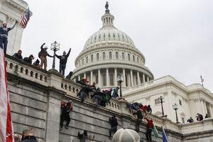 حمله به کنگره و میراث ترامپ برای آمریکا