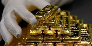 طلا ۲۰ دلار ارزان شد