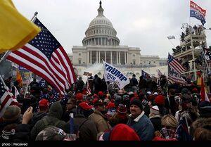 نظرسنجی: ۵۲ درصد جمهوریخواهان بایدن را مقصر حمله به کنگره میدانند