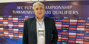 شمس هم برای هیات رئیسه فوتبال ثبت نام کرد
