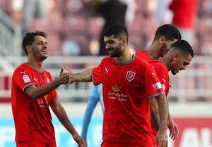 لیگ ستارگان قطر| پیروزی پُرگل الدحیل در نخستین حضور علی کریمی