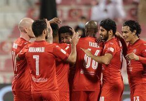 العربی برنده دوئل ایرانی ها در لیگ ستارگان قطر