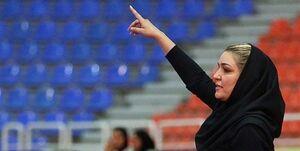 بانوی ایرانی نامزد بهترین مربی فوتسال جهان شد