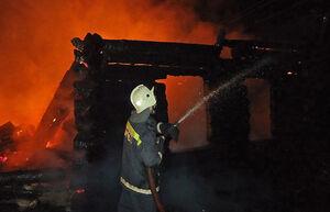 آتش سوزی در خانه سالمندان روسیه هفت قربانی گرفت
