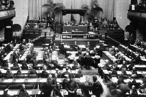 اولین سازمان ملل جهان که بیخاصیت بود و منحل شد