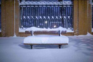 تلفات عجیب بارش برف در کشوری که از همه چیز برق تولید میکند! +فیلم