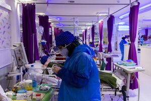 جان باختن ۷۱ هموطن کرونایی/ شناسایی ۵۹۶۸ بیمار جدید