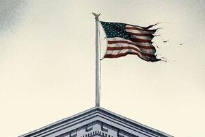 تحقیر آمریکا نمایه افول آمریکا نمایه