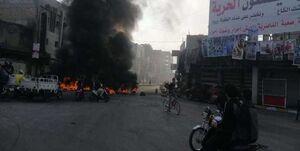 یک کشته و دهها زخمی در درگیریهای الناصریه عراق