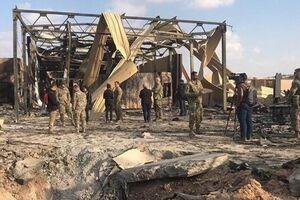 اعتراف نظامیان آمریکا درعین الاسد| هنوز اضطراب و کابوس داریم؛ 29 نظامی به شدت مجروح شدند - کراپشده