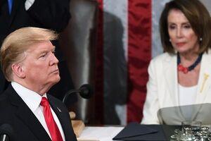 عجله دموکراتها برای استیضاح ترامپ؛ احتمال رای گیری تا سه شنبه - کراپشده