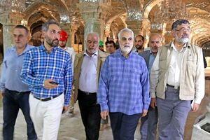 مرور فعالیتهای عمرانی شهید سلیمانی در ایران و عراق/ ستاد بازسازی عتبات باید مردمی بماند
