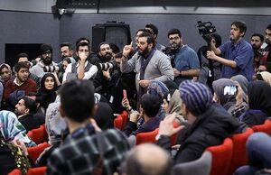بازی با سلامتی اهالی رسانه در جشنواره فیلم فجر