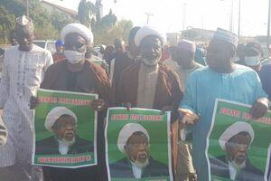 تداوم تظاهرات هواداران شیخ زکزاکی در پایتخت نیجریه
