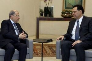 رئیس جمهور لبنان سعد الحریری را دروغگو توصیف کرد