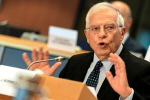بورل: روسیه را باید تحریم کرد