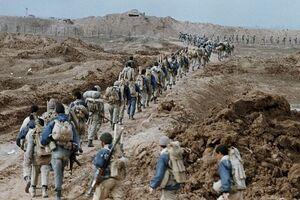 حراج ۷۰ میلیونی «عملیات والفجر» + عکس - کراپشده