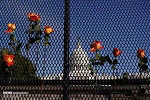 تصاویر: اقدامات امنیتی برای حفاظت از ساختمان کنگره آمریکا