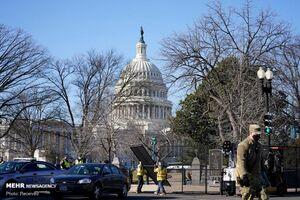 نماینده مجلس آمریکا: قدم زدن در ساختمان کنگره قلبم را میشکند