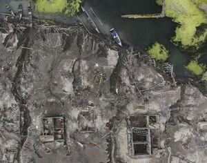 """عکس/ خسارت  آتشفشان """"تال"""" در فیلیپین"""