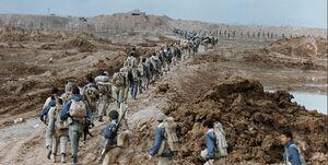حراج ۷۰ میلیونی «عملیات والفجر» + عکس