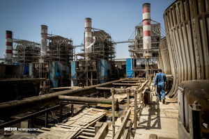 کدام نیروگاههای برق تهران از مدار خارج شدند؟